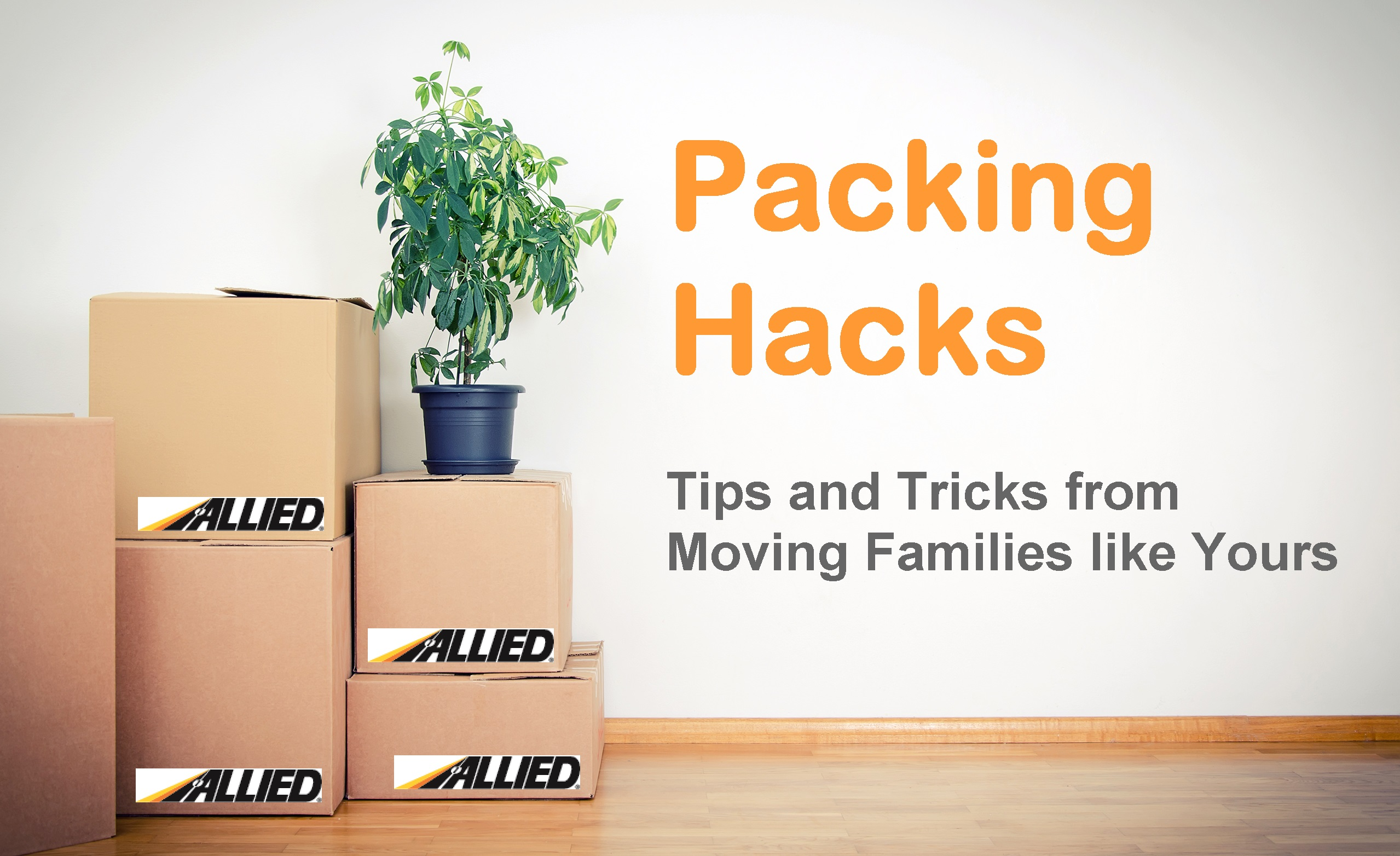 introducing packing hacks packing tricks and tips