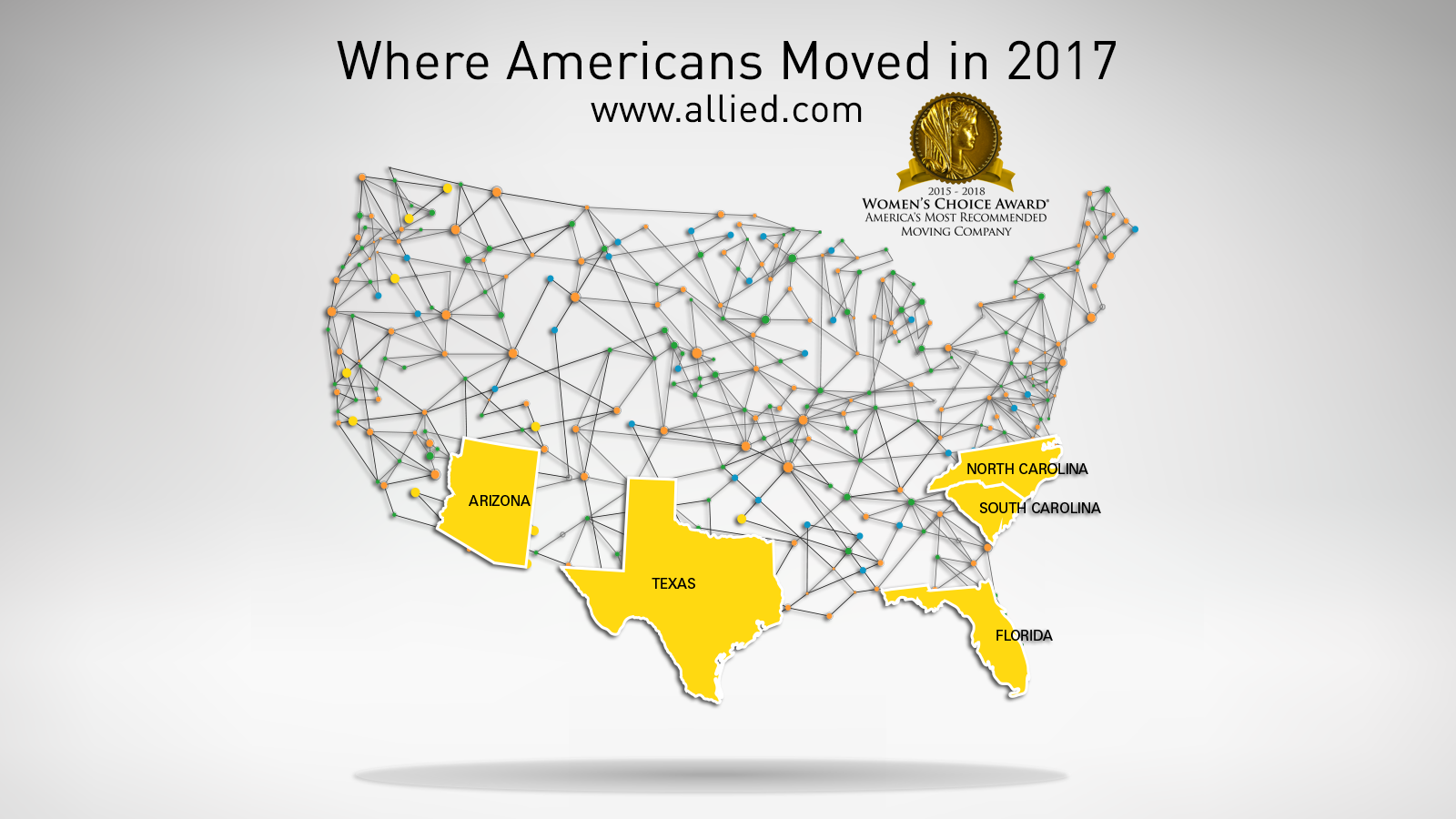 Top Moving Destinations for 2017 on florida airlines map, florida wedding map, florida caribbean map, florida fishing map, florida routes map, florida airports map, florida museums map, florida adventure map, florida tourism map, florida people map, florida reference map, florida travel map, florida art map, florida history map, florida entertainment map, florida general map, florida weather map, florida technology map, florida family map, florida golf map,