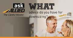 Ask Allied: Do you have any advice for downsizing?