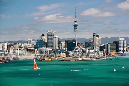 Downtown Auckalnd