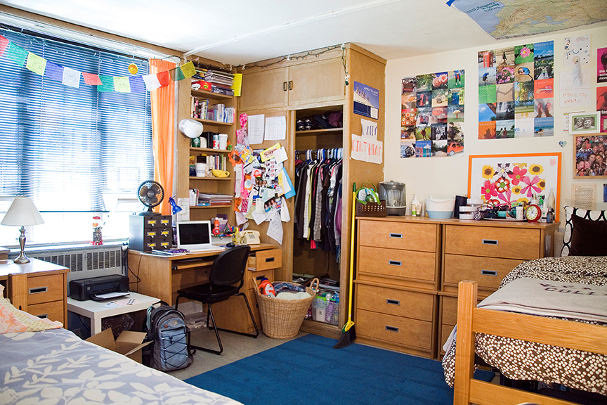 College Moves How To Make A Dorm Room Feel Like Home